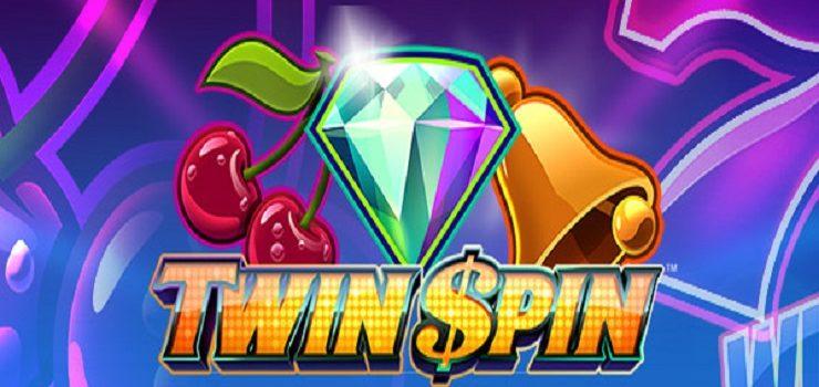 Twin Spin slot machine