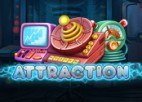 Attraction video slot machine