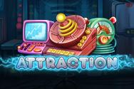 Attraction video slot machine