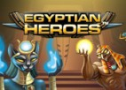 Egyptian Heroes video slot machine