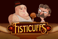 Fisticuffs video slot machine