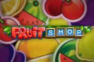 Fruit Shop Video Slot Machine