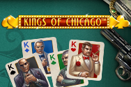 Kings of Chicago Video Slot Machine