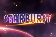 Starburst video slot machine