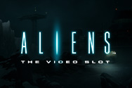 Aliens Video Slot Machine