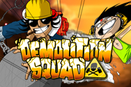 Demolition Squad video slot machine