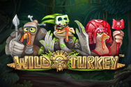 Wild Turkey Video Slot Machine