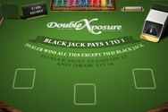 Double Exposure Blackjack Pro Series € 1-40