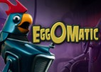 EggOmatic Video Slot Machine