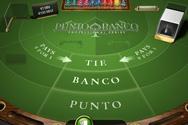Punto Banco Pro Series Baccarat € 1-100