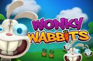 Wonky Wabbits Video Slot Machine