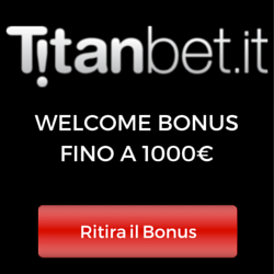 Titanbet.it – Recensione Definitiva Casinò e Bonus thumbnail