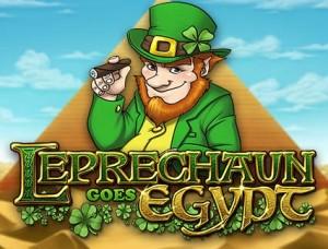 Leprechaun goes Egypt Video Slot Machine