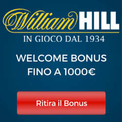 William Hill – Recensione Definitiva Casinò e Bonus thumbnail